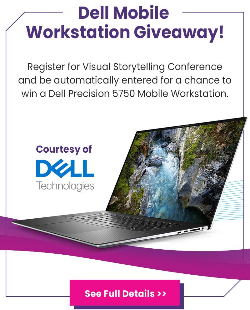 Dell Workstation Giveaway